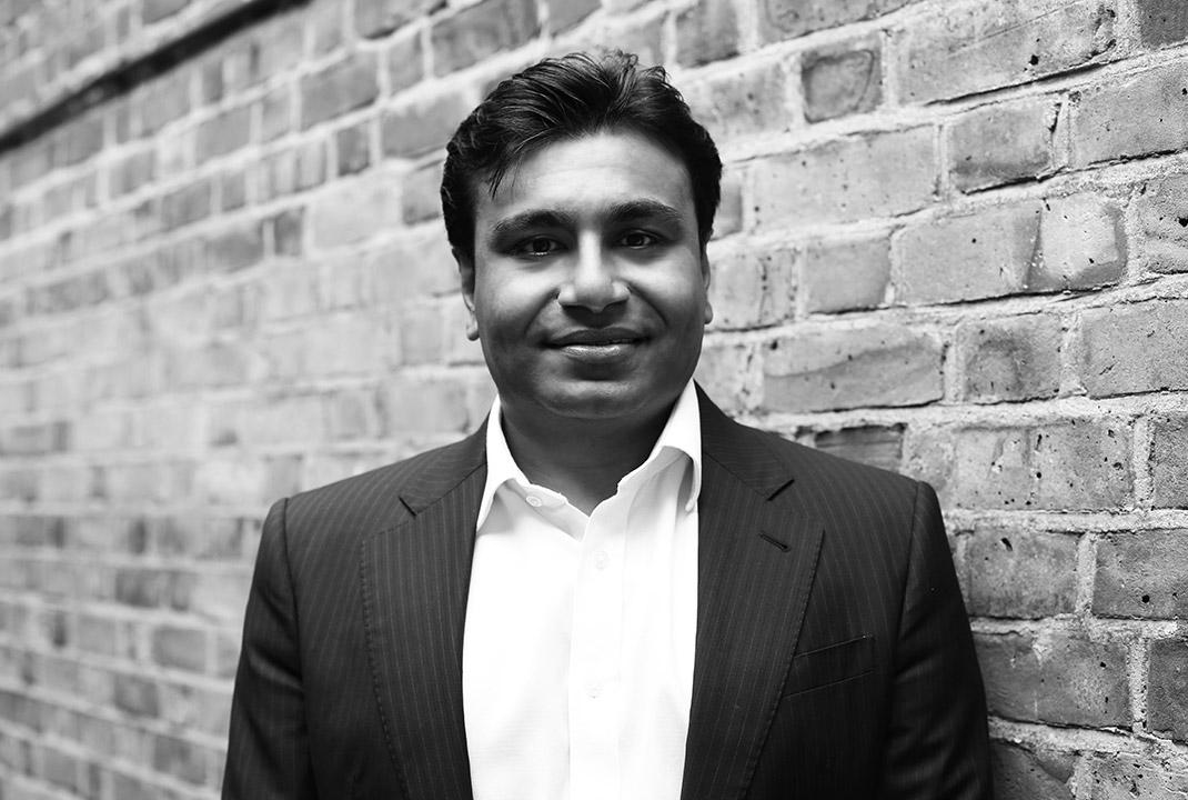 Bindesh Shah Black Mountain Partners INVESTMENT DIRECTOR
