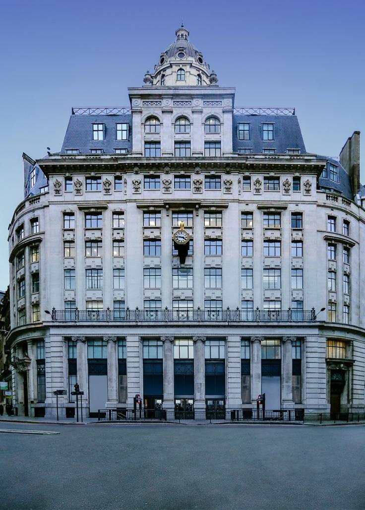 King William Street, London Property Design & Development Black Mountain Partners & Ares Management Corporation