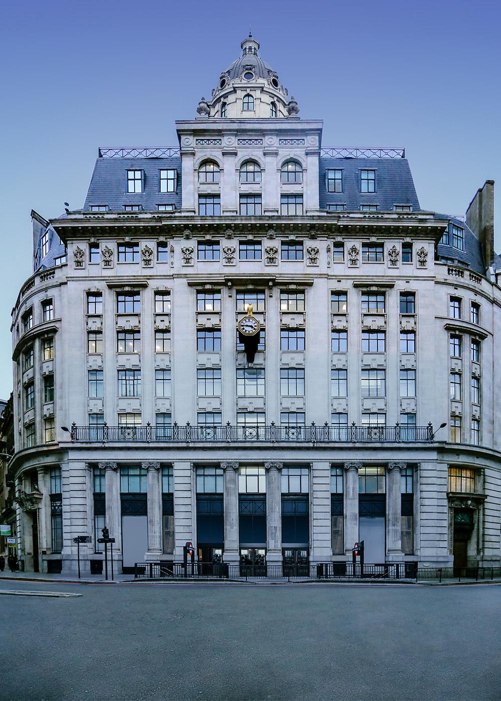 King William St.London Property Design & Development Black Mountain Partners