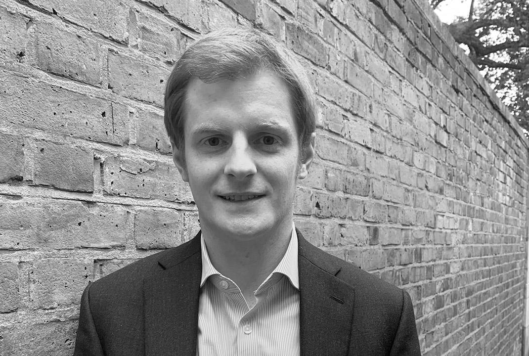 Freddie Caldecott Black Mountain Partners Senior Analyst